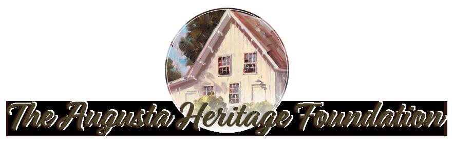 Augusta Heritage Foundation logo